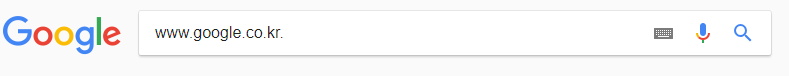 гугл  Кореи